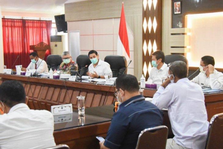 Wali Kota Kediri  tegaskan fokus jaga inflasi daerah