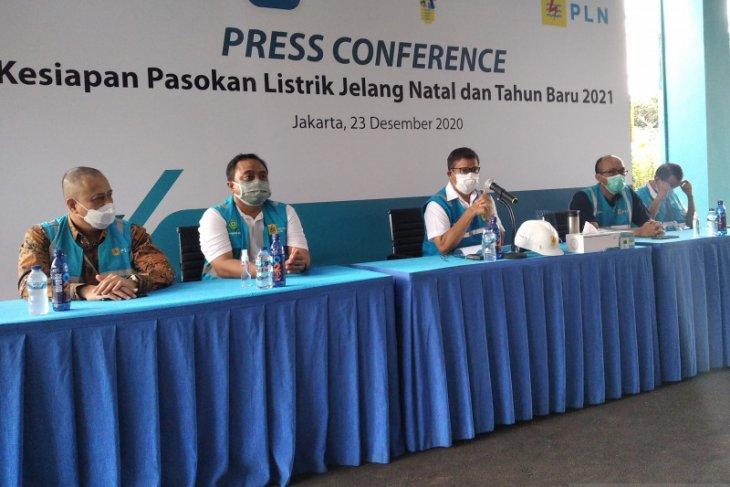 PLN jamin ketersediaan pasokan listrik Jawa-Bali saat Natal-Tahun Baru 2021