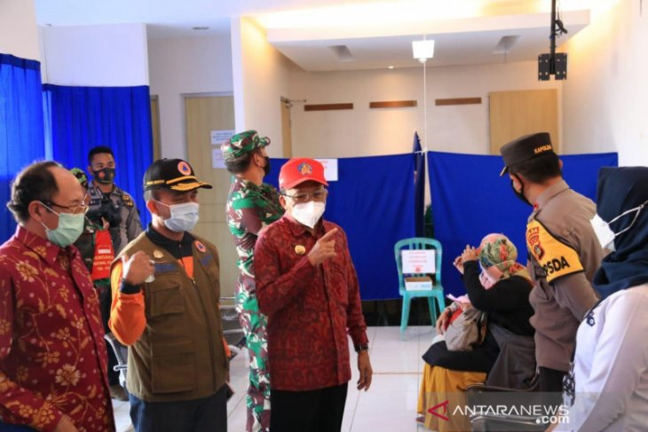 Gubernur Bali: Jangan loloskan penumpang tanpa surat tes cepat