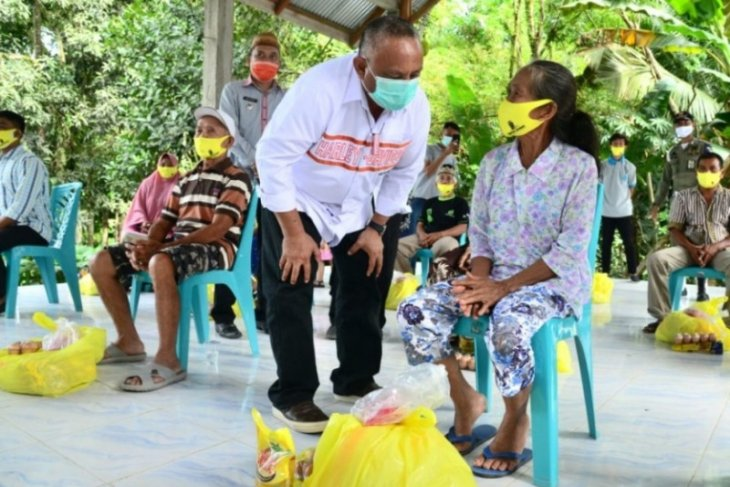 Gubernur Gorontalo: Program Bakti Sosial NKRI tidak terkait dengan pilkada