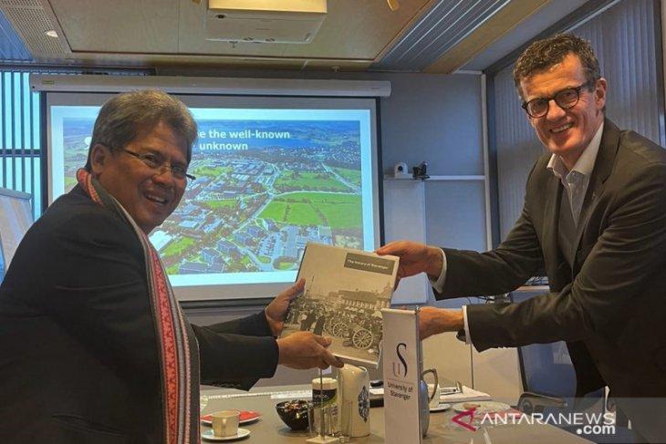 Norwegia siap perkuat kerja sama energi terbarukan dengan Indonesia
