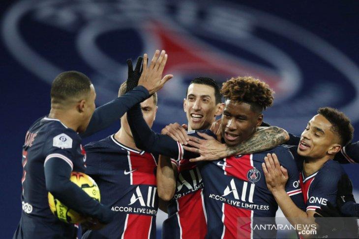PSG raih poin penuh, Lyon diimbangi Rennes