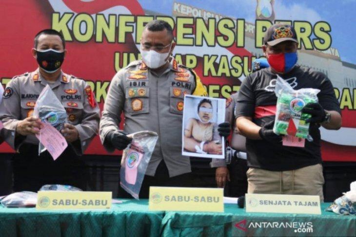 Polisi tembak mati pengedar narkoba Malang