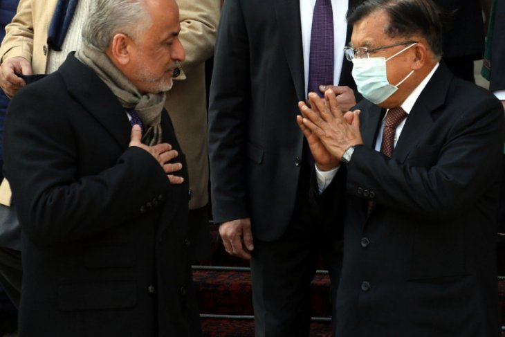 JK ajak Afghanistan kerja sama dagang dengan Indonesia