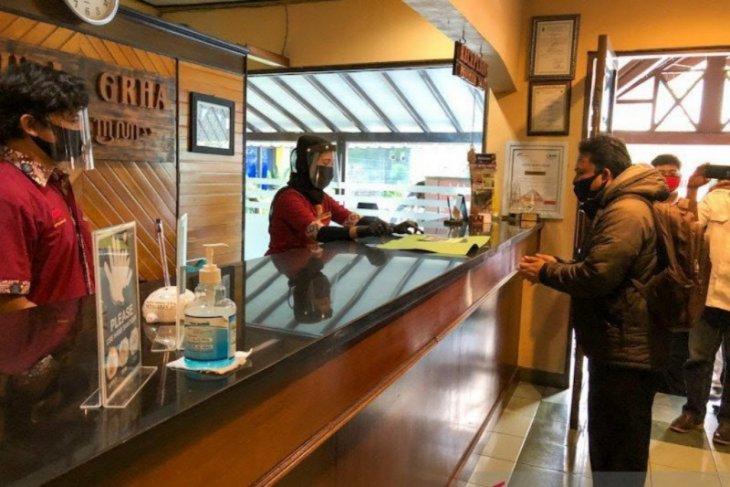 385 wisatawan ditolak hotel di Yogyakarta akibat langgar protokol kesehatan