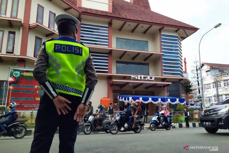 TNI I-Polri amankan ibadah persiapan Natal di Ambon dan sekitarnya