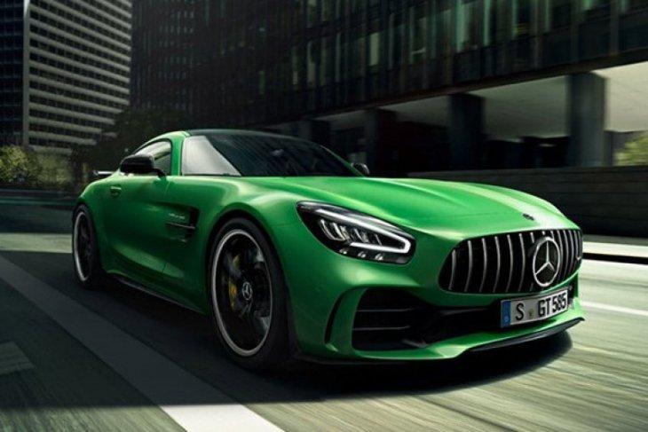 Laris manis, mobil listrik Mercedes-Benz terjual 160.000 unit sepanjang 2020