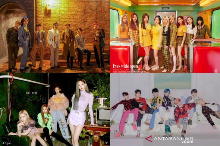 BTS, GOT7, hingga aespa ramaikan SBS Gayo Daejeon 2020