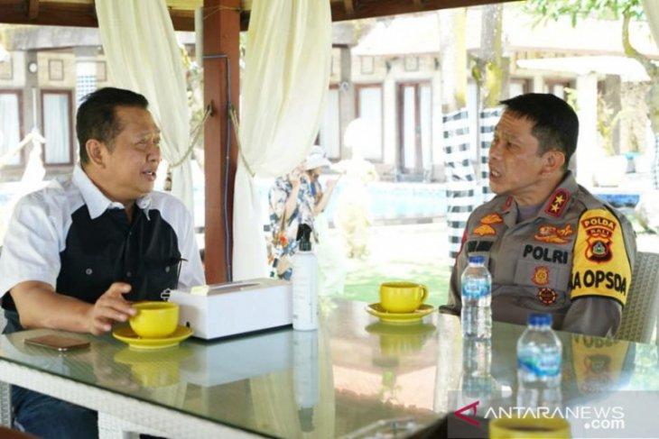 MPR harapkan Natal-Tahun Baru di Bali aman dan kondusif