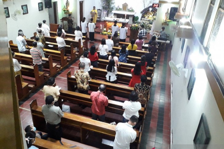 Pastor ajak umat maknai Natal dengan tumbuhkan rasa setia kawan