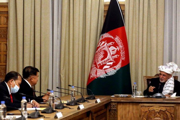 Presiden Afghanistan minta JK  mediasi pertemuan dengan Taliban