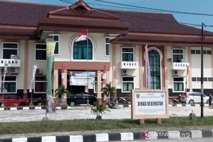 Dinkes Kabupaten Penajam komitmen vaksinasi massal COVID-19