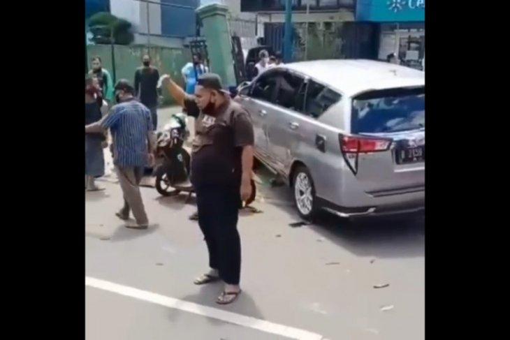 Satu tewas pada kecelakaan lalu lintas di Pasar Minggu
