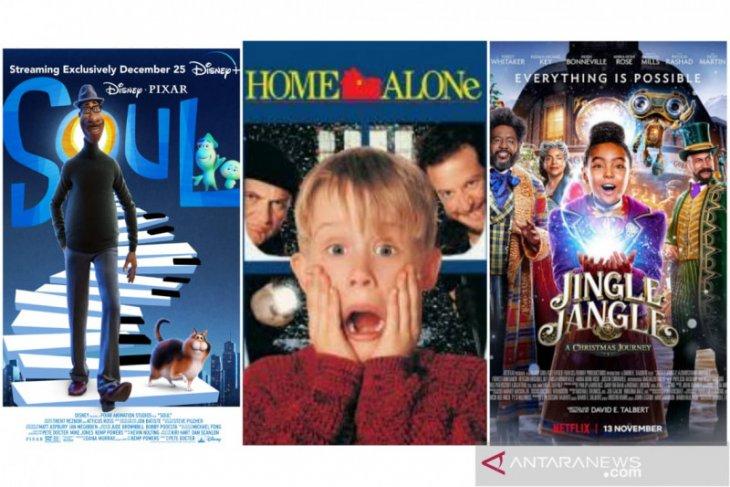 Daftar film yang cocok ditonton saat libur Natal
