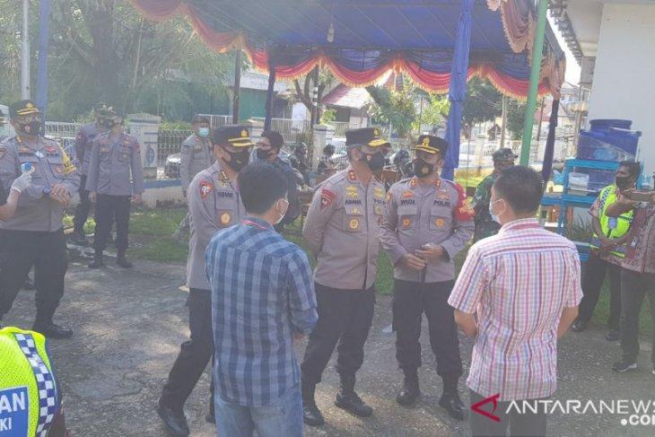 Kapolda Bangka Belitung pastikan pelaksaan Natal berjalan aman