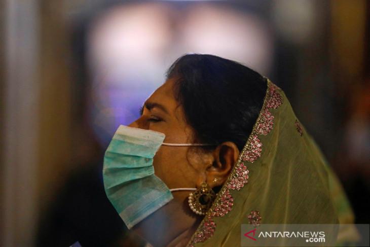 Pakistan capai target 1 juta vaksinasi per hari setelah peringatan hukuman