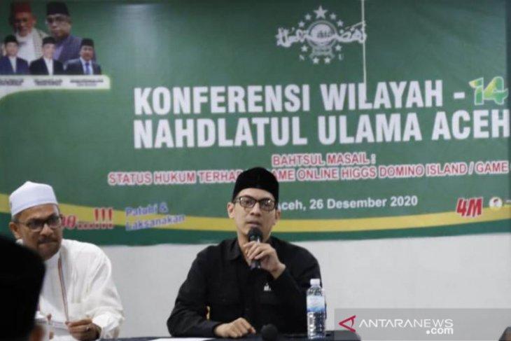 Ulama NU Aceh haramkan