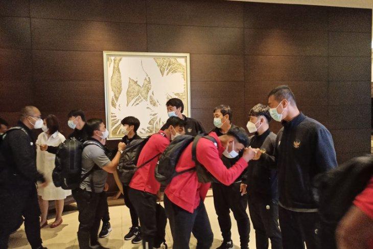 PSSI  lepas pemain timnas U-19 TC ke Spanyol