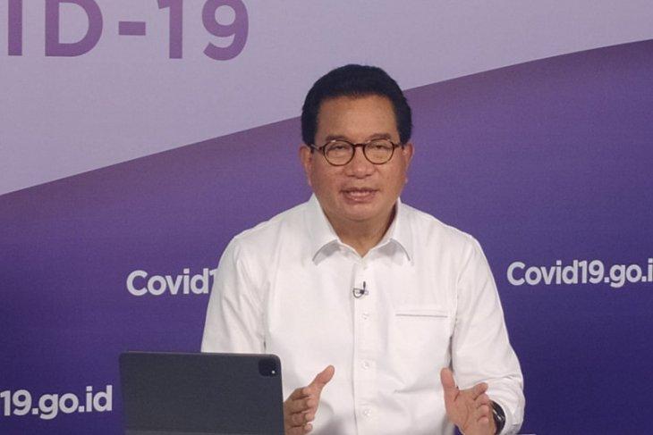 Satgas COVID-19: daerah sudah siap distribusikan vaksin
