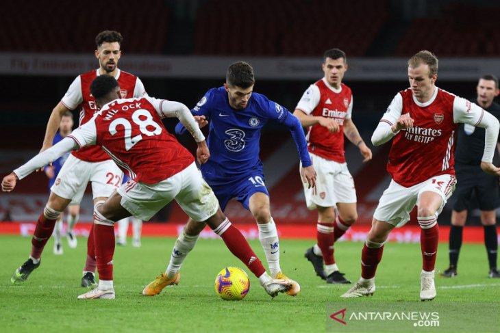 Tiga darah muda Arsenal rahasia jungkalkan Chelsea