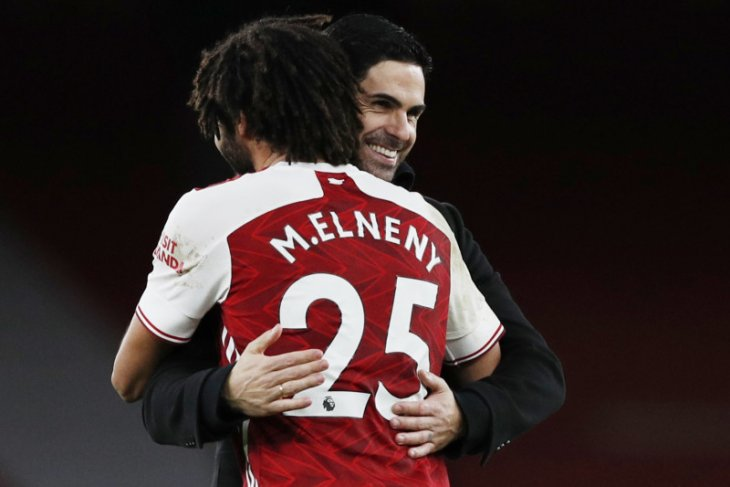 Liga Inggris: Arteta mengaku bahagia di Arsenal