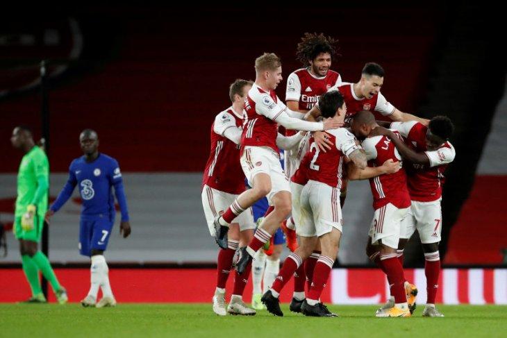 Arsenal akhirnya berhasil ubah nasib