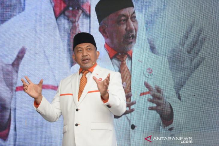 Susunan lengkap formasi kepengurusan  34 DPW PKS 2020-2025 di seluruh Indonesia