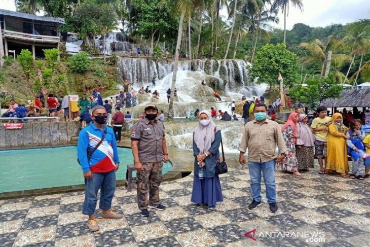 Libur Natal dan tahun baru, ini obyek wisata yang paling diburu wisatawan di Tapsel