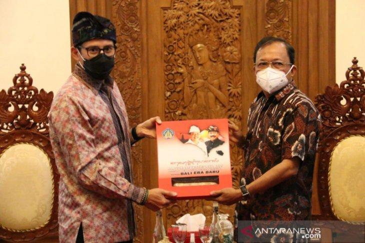 100 Persen, Menparekraf dukung pariwisata Bali berbasis budaya