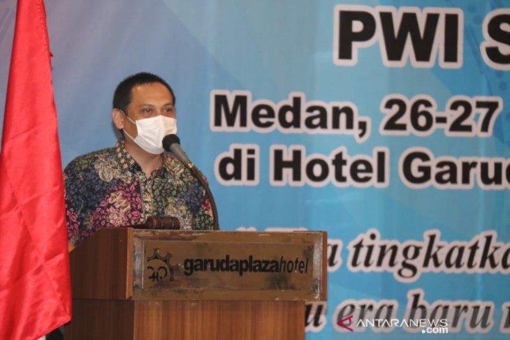 38 wartawan unit Pemkot  Medan lulus uji kompetensi