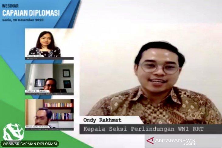 Indonesia pulangkan lebih 20.000 WNI dari  luar negeri selama pandemi