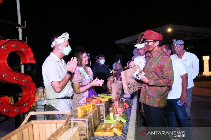 Menparekraf sebut Bali tolak ukur bangkitkan ekonomi di tengah pandemi