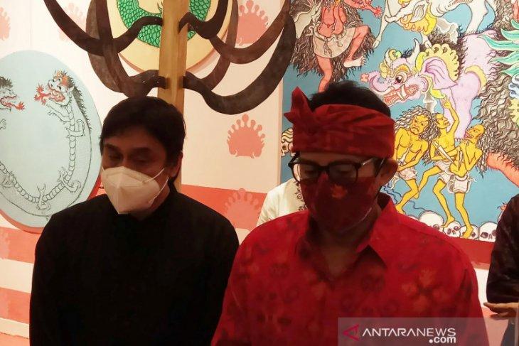 Menparekraf dukung seniman tetap berkarya di tengah COVID-19 (video)