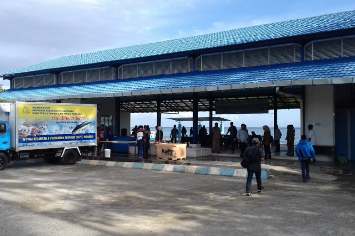 BPKAD  Capaian pajak di Pulau Morotai 2020 naik