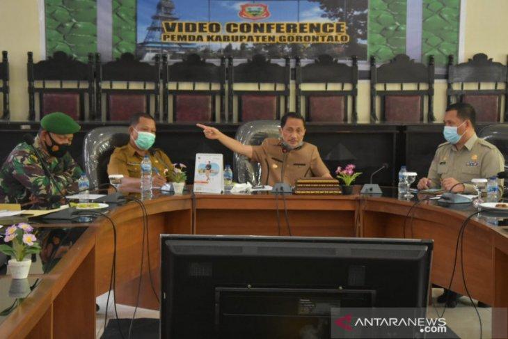 Bupati Gorontalo: tidak ada perayaan tahun baru
