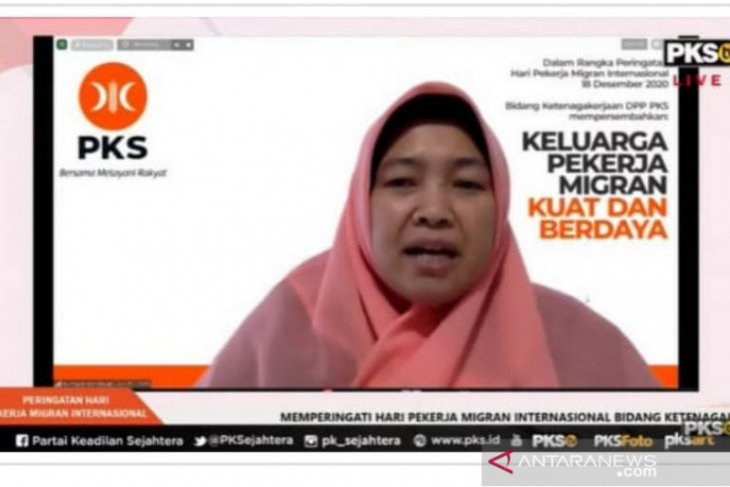 PKS dorong program perkuat perlindungan Pekerja Migran Indonesia