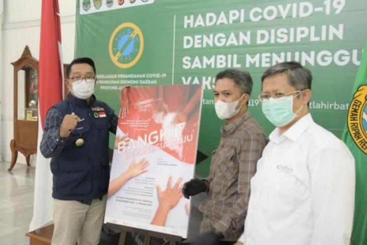 Ridwan Kamil minta LKBN ANTARA sumbang foto bagi Monumen Pahlawan COVID-19