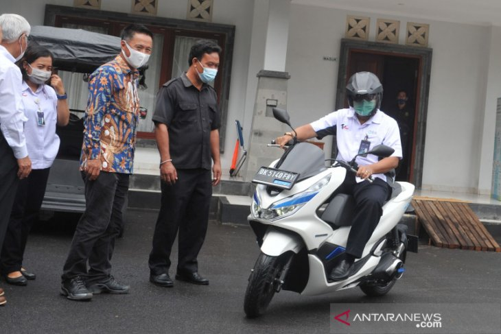 ITDC manfaatkan kendaraan listrik guna wujudkan 'green tourism'