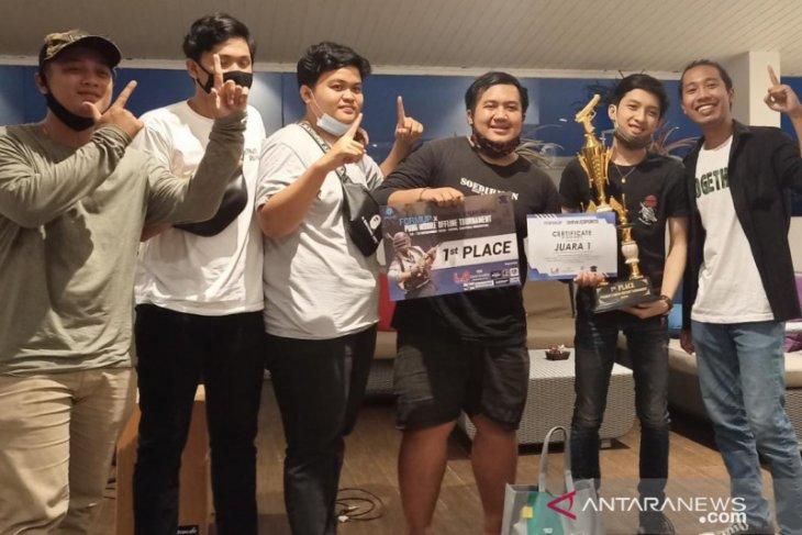 Tim esport Bali berlaga di ajang turnamen PUBG