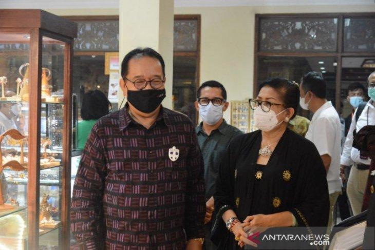 Wagub Bali apresiasi UMKM punya kreasi untuk bertahan saat COVID-19