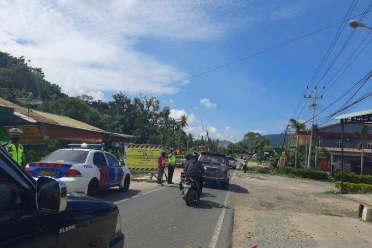 Angka kecelakaan lalu lintas di Singkawang menurun