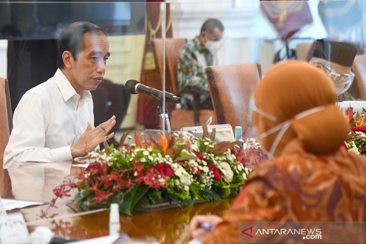 President Jokowi launches cash assistance program nationwide for 2021