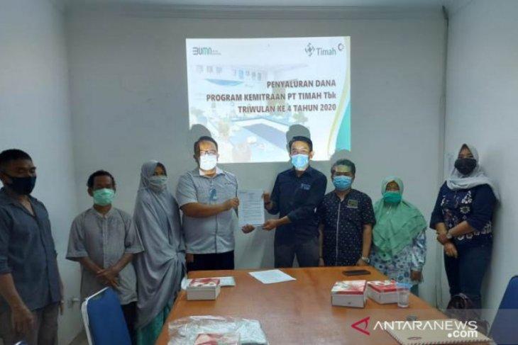 PT Timah kucurkan Rp815 juta bantu UMKM di Belitung dan Belitung Timur