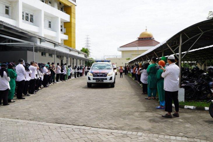 Perawat RSUD Gambiran Kediri meninggal terpapar COVID-19