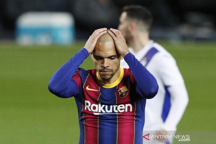 Barcelona ditahan imbang Eibar 1-1