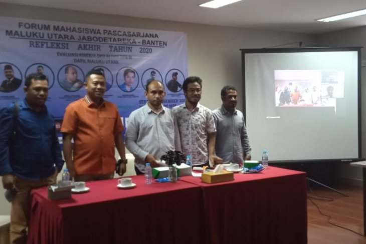 Anggota DPR-DPD RI asal Malut diminta tingkatkan kinerja
