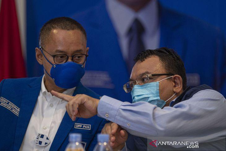 PAN belum dapat tawaran masuk Kabinet Indonesia Maju