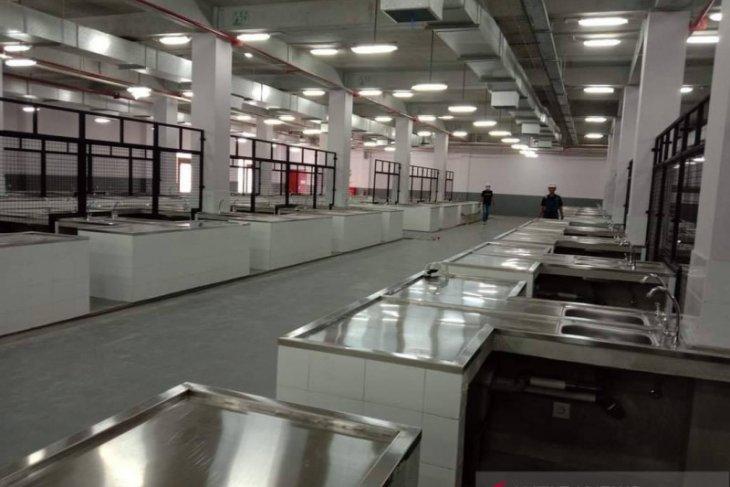 2021, Pasar Banyuasri di Singaraja dirancang jadi pasar pariwisata