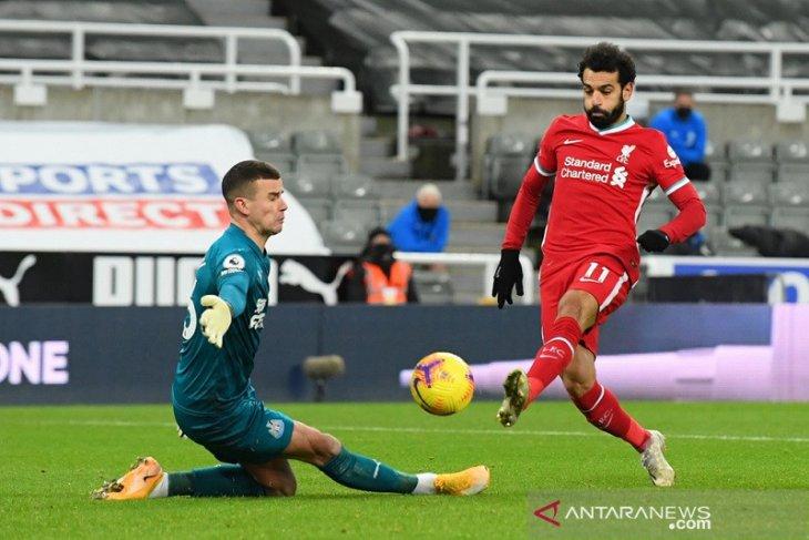 Liverpool tampil bagaikan macan ompong saat melawan Newcastle