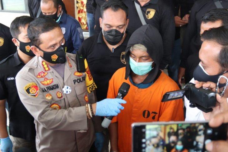 Remaja Denpasar pembunuh karyawan bank dijerat pasal berlapis